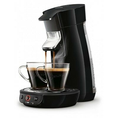 Philips Hd7829/61 Senseo Viva Cafe Noir
