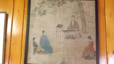 Early Chinese Art on Rice Paper