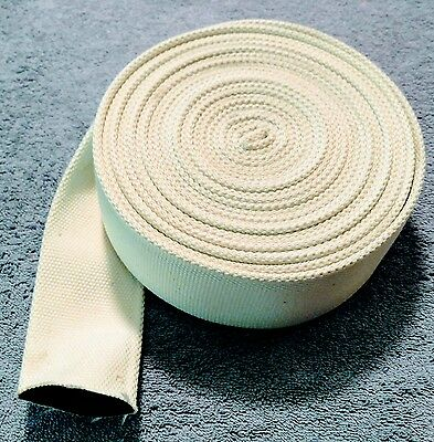 Double jacket Fire Hose - 2 1/2 x 25 - Nylon sleeve rubber hose