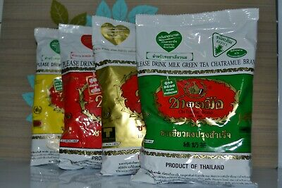 Number One CHATRAMUE Brand Tea mix / Coffee Thai Iced / Cold Drink  200-400g.