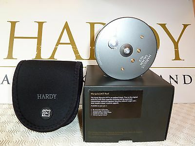 Hardy Marquis Number 3 Reel - Made In Alnwick - Brand New