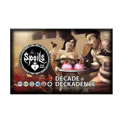 The Spoils - Decade of Deckadence