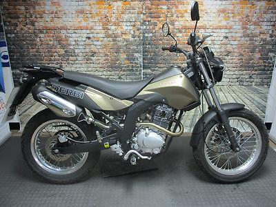 DERBI SENDA CROSS CITY LEARNER LEGAL 125cc