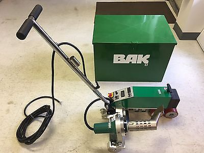 BAK LarOn Heat/Roof Welding Machine Leister - New!