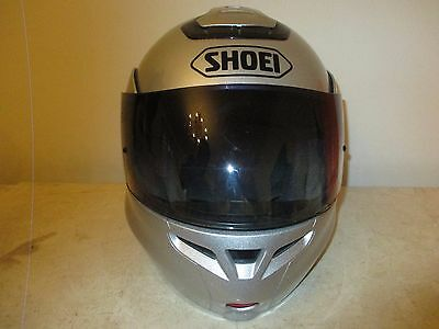 "Casque moto "" SHOEI MULTITEC "" taille S : 55 / 56"
