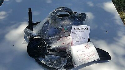 EURO PRO X EP922HA5FLOOR CARPET STEAM CLEANER New without box