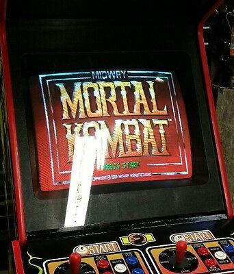 Mortal Kombat 1 PCB jamma arcade board sound & graphics 100% working complete