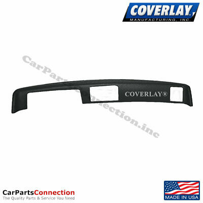 Dash Board Cover Black 18-597-BLK For Tahoe w// Dash Handle Coverlay