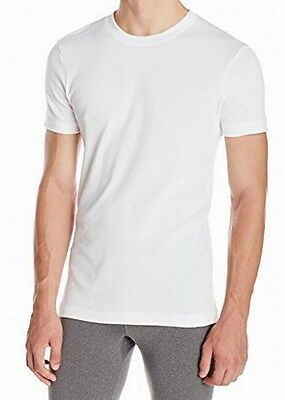 2xist NEW White Mens Size Small S Crewneck Short Sleeve Tee T-Shirt $40 017