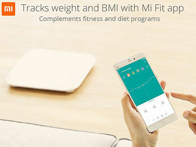 Xiaomi Genuinei Mi Smart Scale Bluetooth 4.0 Weight Scale with APP Control