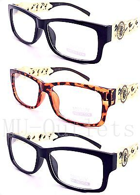 6af275f370c New Fashion Clear Lens Sunglasses Retro Vintage Style For Mens Womens  ( 5361)