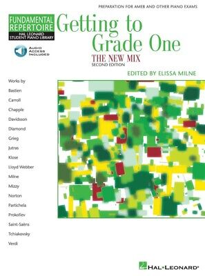 New HLSPL Getting to Grade 1: New Mix Music Book & CD - Hal Leonard