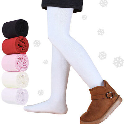 Baby Toddler Kids Girls Winter Soft Cotton Tight Stocking Ballet size 000-8