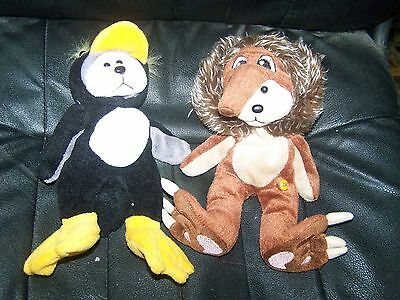 Beanie Kids WOBBLES and PRICKLES