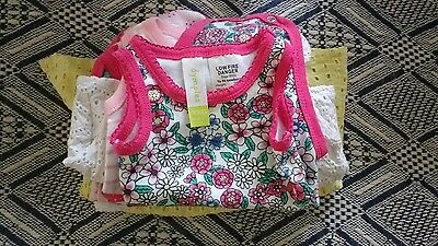 baby girls clothes size 0000 size 000 pumpkin patch dymples target