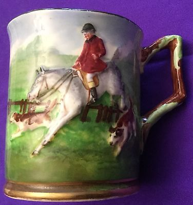 Fox Hunt Hunting Coffee Mug Royal Doulton