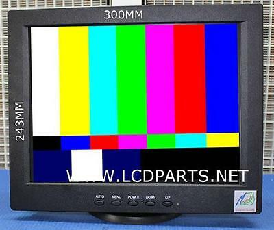 New Replacement LCD Monitor for Haas old 12 inch CRT monitor, VF1, VF2, VF3