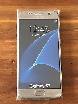 Samsung Galaxy S7 Gold Non Working Dummy Identical Model Display Phone Fake Toy