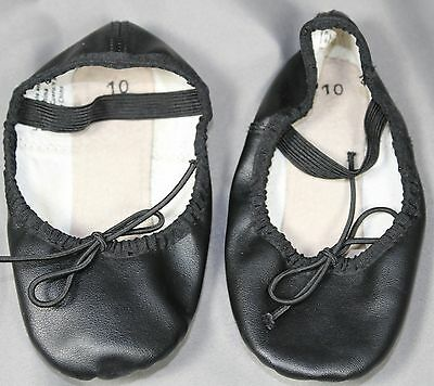 Girls Ballet Shoes Size 10