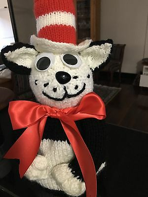 The Cat in the Hat tea cosy