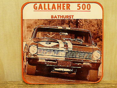 Drink Coaster Set Of 4 - Gallaher 500 Bathurst