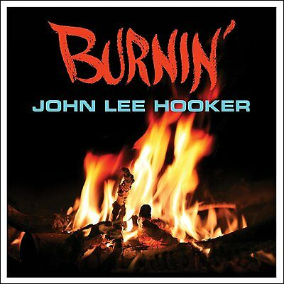 John Lee Hooker - Burnin' (LP Vinyl) NEW/SEALED