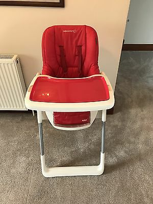Bébé Confort High Chair - Only used 3 times!!