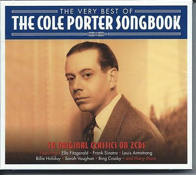 The Cole Porter Songbook - The Very Best Of [Greatest Hits] 2CD NEW/SEALED