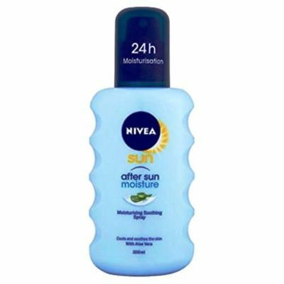 Nivea Sun Cooling After Sun Spray with Aloe Vera Extra Cooling 200 ml