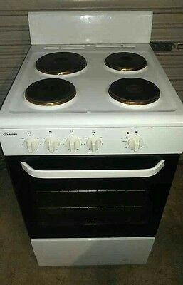 Chef Electric Upright Stove and oven