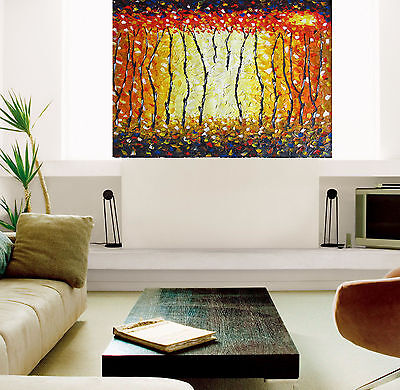 600mm Bush Fire Dream Aboriginal  art print painting by Jane authentic COA