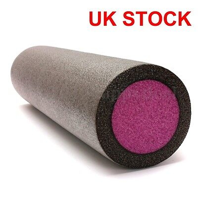 EVA Yoga Pilates Foam Roller GYM Exercise Texture Physio Massage Fitness Exercis