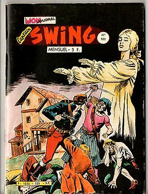~+~ CAPTAIN SWING n°189 ~+~ 1982 mon journal