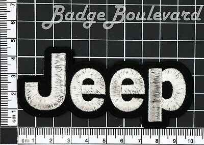 Jeep Badge Embroidered Cloth Patch
