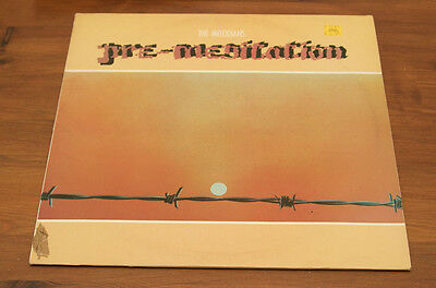 The Melodians: Pre-Meditiation - Rare Vinyl / Lp - Sky Lp 18