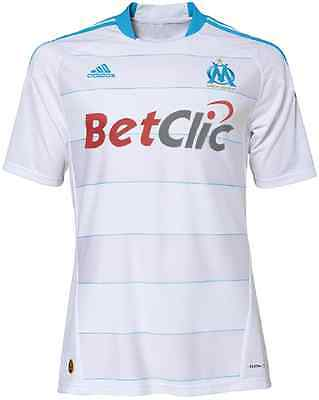 Maillot Football OM Olympique de Marseille Adidas Taille S