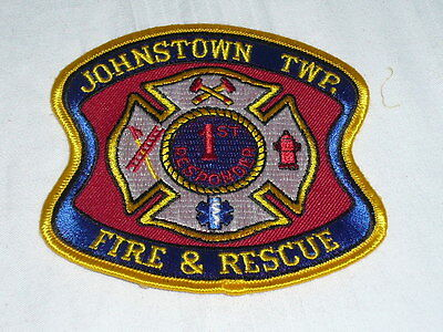 Johnstown TWP. Fire & Rescue - 1st Responder