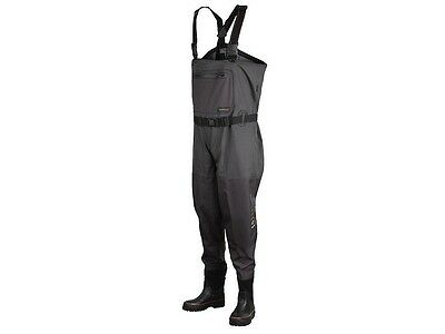 NEW 2017! Scierra X-16000 Chest Wader Boot Foot / cleated/felt sole