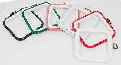 4 x 4 inch Square  Flexi Hoops set of 6