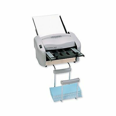 """Martin Yale P7200 RapidFold Auto Feed Desktop Folder Grey For Use with 8 1/2""""..."""