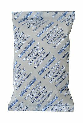 Dry Packs 20105800 112gm 4-Pack Silica Gel Desiccant Packet 5 by 3.25-Inch-NEW