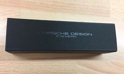 Porsche Design Sunglasses / Glasses Foldable Case New