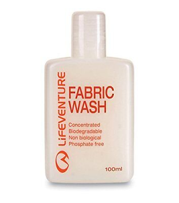 LIFEVENTURE Fabric Wash 100ml, One Size