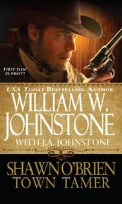 3 Books from Shawn O'Brien by William W. Johnstone and J. A. Johnstone  Free Shi