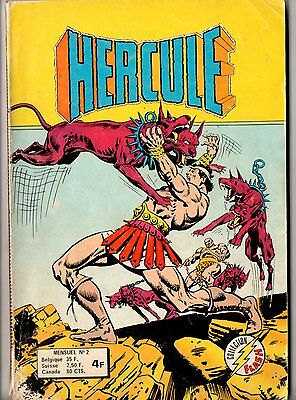 -*-  HERCULE n°2  -*-  1977 AREDIT FLASH