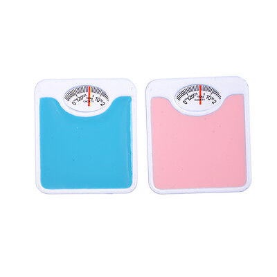 1:12 Scale Dolls House Miniature Decoration Accessory Weigh Scale Toy FO