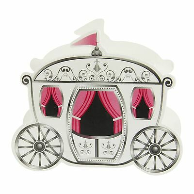 1 - 100x Cinderella Princess Party Favour Boxes! Disney Horse Carriage Sweets!