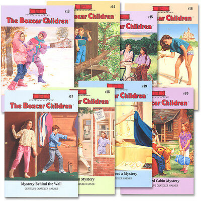 20 Boxcar Children Books for $20 and Free Shipping!