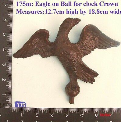 "175M ""Medium Eagle"" clock case / furniture DIY"