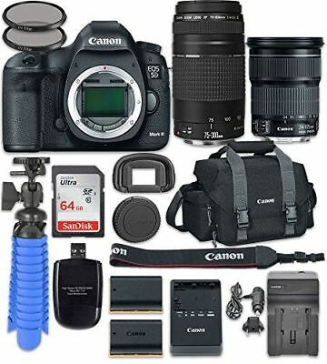 Canon EOS 5D Mark III Digital SLR Camera with Canon EF 24-105mm f/3.5-5.6 IS STM